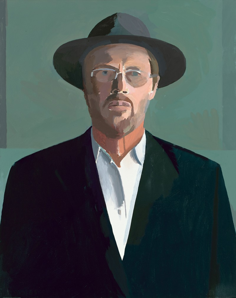 My painting 'Self Portrait as A Jew' was selected as a finalist in the inaugural Rick Amor Self Portrait Prize at Montsalvat in Eltham- http://www.montsalvat.com.au/WhatsOn/EXHIBITIONRickAmorSelfPortraitPrize.aspx This exhibition will continue until January 2014.