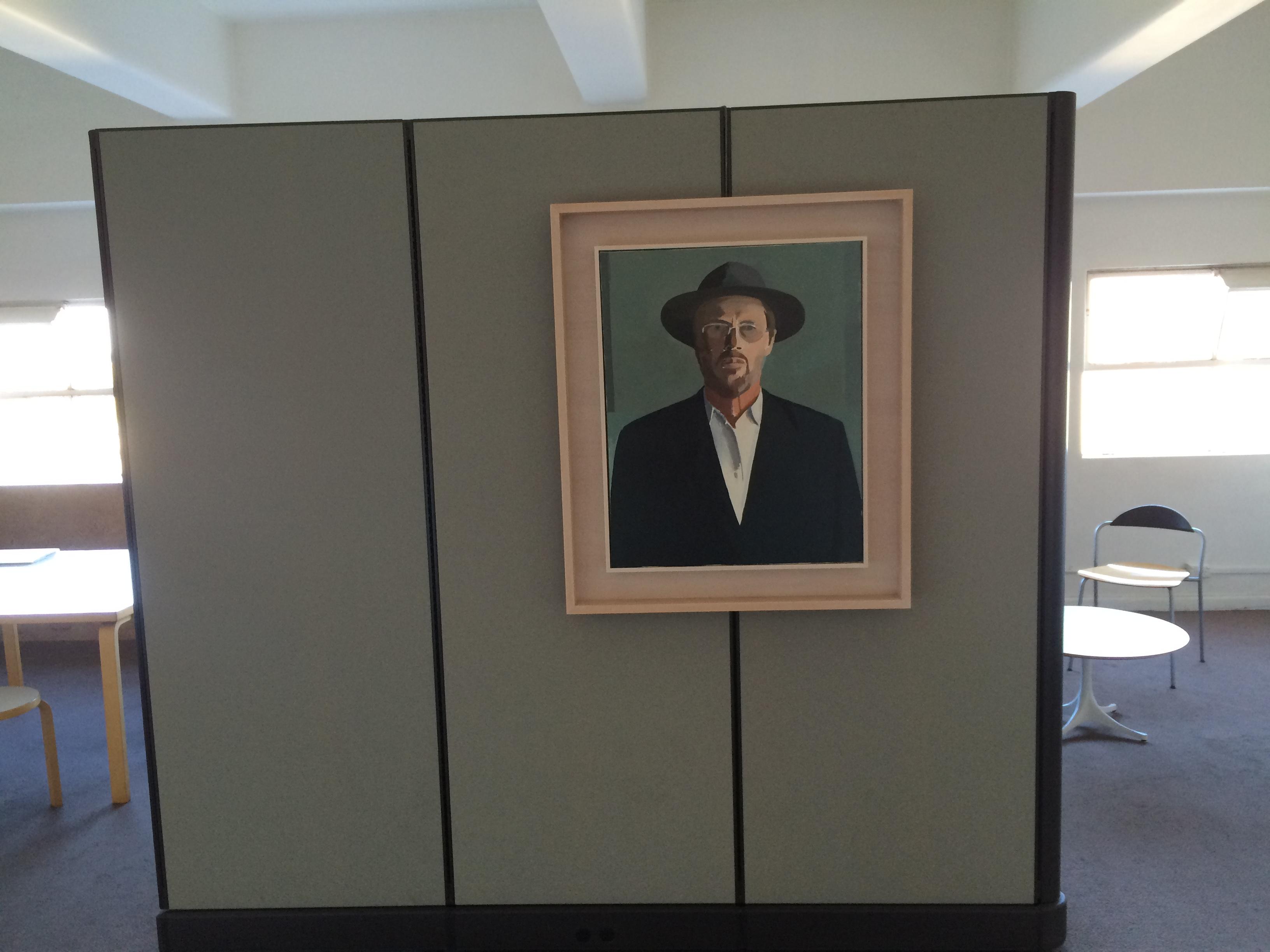 'Self Portrait as a Jew'